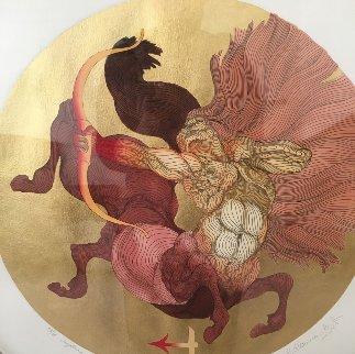 Zodiac: Sagittarius 1988 Limited Edition Print - Guillaume Azoulay
