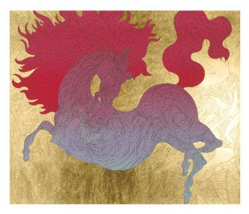 Le Cheval Illustre 2006 Limited Edition Print by Guillaume Azoulay