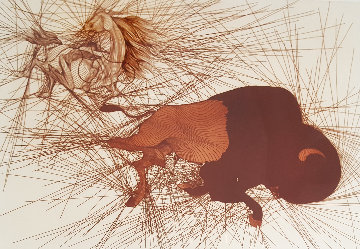 Blesse Limited Edition Print - Guillaume Azoulay