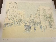 Rue De L'Horlodge Limited Edition Print by Guillaume Azoulay - 1