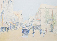 Rue De L'Horlodge Limited Edition Print by Guillaume Azoulay - 0