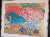 Progression 2005 36x45 Super Huge  Limited Edition Print by Guillaume Azoulay - 1