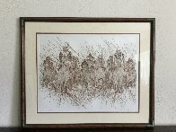 Preakness 1983 Limited Edition Print by Guillaume Azoulay - 1