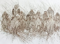Preakness 1983 Limited Edition Print by Guillaume Azoulay - 0