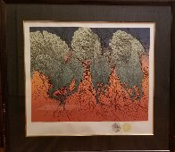 Andante II 1980 with 2 Remarques Double Signed Limited Edition Print by Guillaume Azoulay - 3