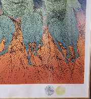 Andante II 1980 with 2 Remarques Double Signed Limited Edition Print by Guillaume Azoulay - 4