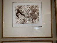 Dance in the Making 1979: Suite of 4 Limited Edition Print by Guillaume Azoulay - 4
