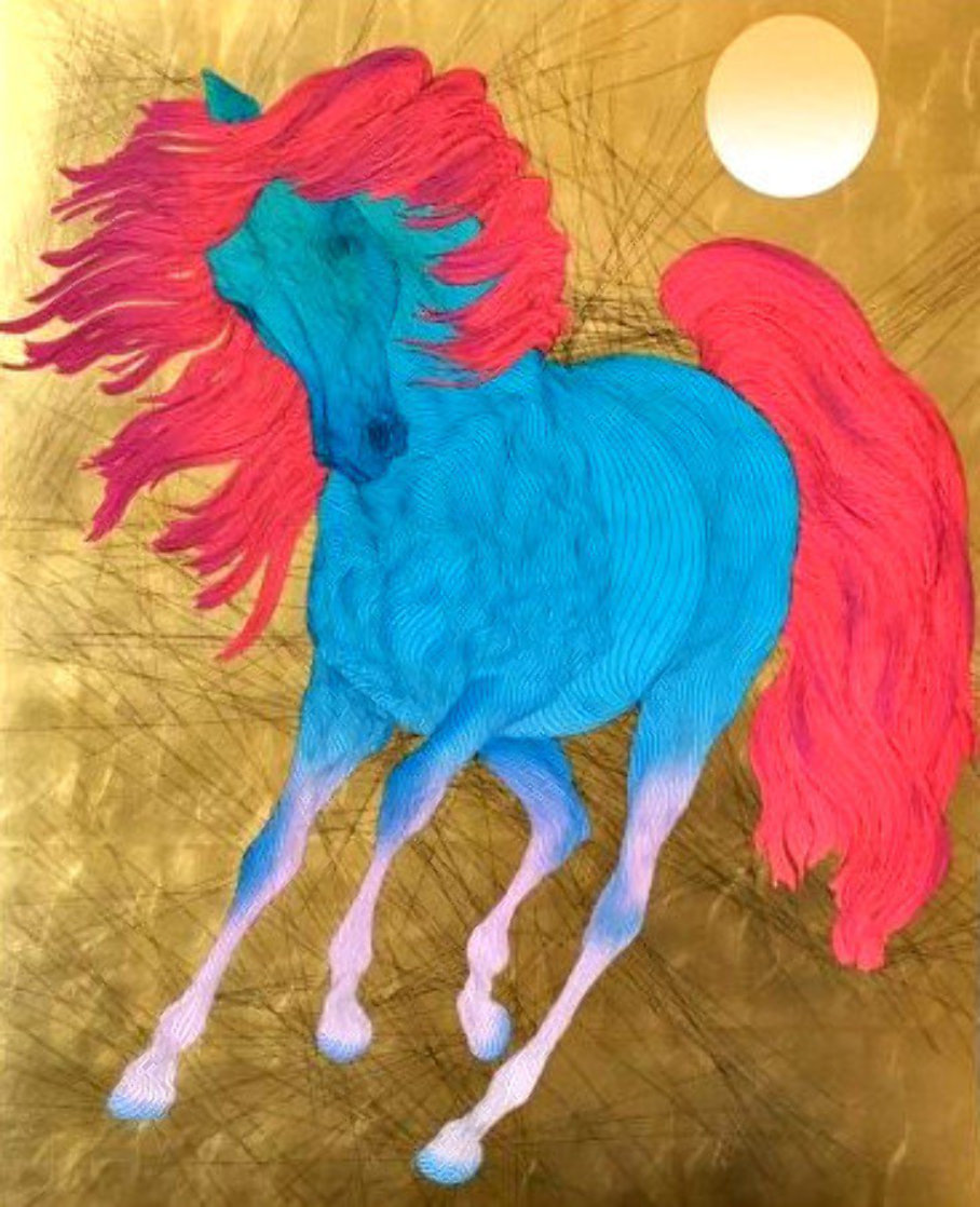Monarque 2005 Limited Edition Print by Guillaume Azoulay