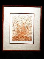 Willows Suite: Caprea 1982 Limited Edition Print by Guillaume Azoulay - 1