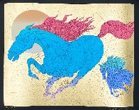 Equus 2006 Limited Edition Print by Guillaume Azoulay - 1