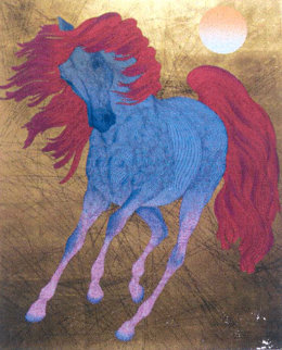 Monarque 2005 Limited Edition Print - Guillaume Azoulay