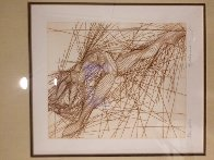 Galina 1979 Limited Edition Print by Guillaume Azoulay - 1