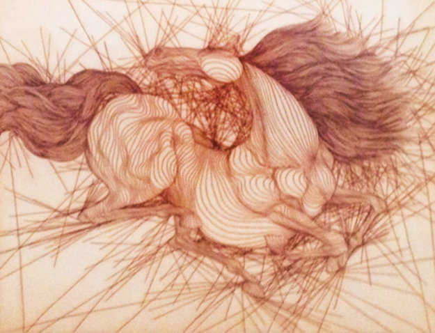 Primtemps 1978 Limited Edition Print by Guillaume Azoulay