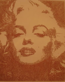 Happy Birthday Marilyn Monroe 2006 w Remarque Limited Edition Print - Guillaume Azoulay