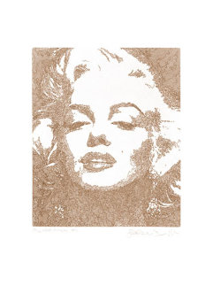 Happy Birthday (Marilyn Monroe) PP 2006 Limited Edition Print - Guillaume Azoulay