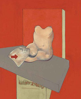 Study For Head of Lucian Freud, 2015 (Q3) Limited Edition Print - Francis Bacon