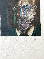 Portrait De Michel Leiris 1977 Limited Edition Print by Francis Bacon - 2