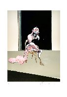 Triptych  August 1972, Set of 3 LIthographs Limited Edition Print by Francis Bacon - 1
