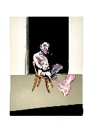 Triptych  August 1972, Set of 3 LIthographs Limited Edition Print by Francis Bacon - 3
