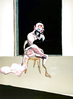 Triptych  August 1972, Set of 3 LIthographs Limited Edition Print - Francis Bacon