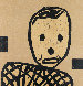 Untitled (Mr. Bill) 1985 Limited Edition Print by Donald Baechler - 0