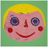 Coney Island Suite of 6 1994 Limited Edition Print by Donald Baechler - 1