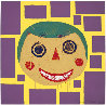 Coney Island Suite of 6 1994 Limited Edition Print by Donald Baechler - 2