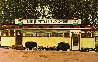 Lisi's Pittsfield Diner 1980 Limited Edition Print by John Baeder - 0