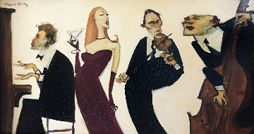 Romance Limited Edition Print by Clifford  Bailey