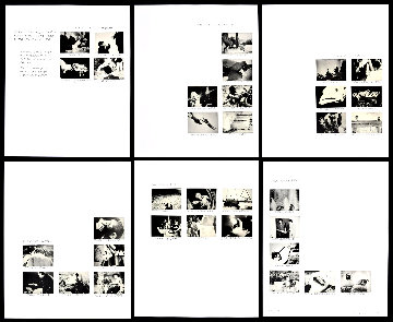 Six Rooms: Suite of 6  1993 Limited Edition Print - John Anthony Baldessari