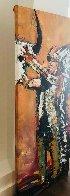 Under the Sun 2007 79x31 Super Huge Original Painting by David Banegas - 3