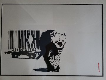 Barcode 2006 Limited Edition Print -  Banksy