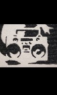 Boombox Rat Other by  Banksy - 4