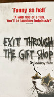 Exit Through the Gift Shop Poster Limited Edition Print by  Banksy - 1