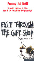 Exit Through the Gift Shop Poster Limited Edition Print by  Banksy - 0