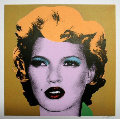 Kate (Gold) 2005 Limited Edition Print -  Banksy