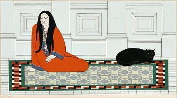Soliloquy 1972 Limited Edition Print by Will Barnet