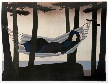 Summer Idyll 1980 Limited Edition Print by Will Barnet