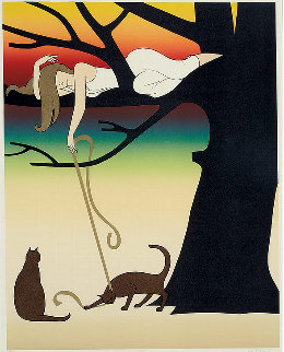 Play AP 1975 Limited Edition Print by Will Barnet