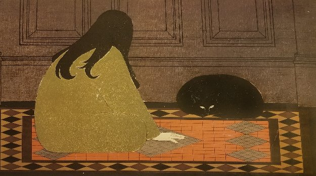 Play 1975 Limited Edition Print by Will Barnet
