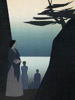 Way to the Sea AP 1981 Limited Edition Print by Will Barnet - 0