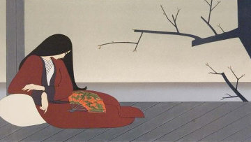 Madama Butterfly 1980 Limited Edition Print by Will Barnet