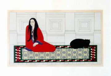 Soliloquy AP 1972 Limited Edition Print - Will Barnet