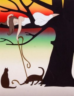 Play AP 1975 Limited Edition Print - Will Barnet
