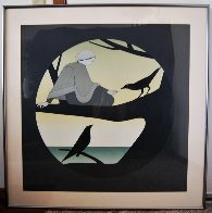 Circe 1980 Limited Edition Print by Will Barnet - 1
