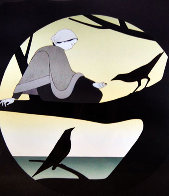 Circe 1980 Limited Edition Print by Will Barnet - 0