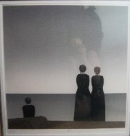 Peter Grimes (From the Metropolitan Opera II Suite) 1983 Limited Edition Print by Will Barnet - 1