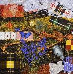 Four Seasons:  Summer AP 1992 Limited Edition Print - Jennifer Bartlett