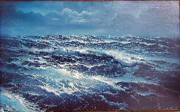 Open Sea 1980 Limited Edition Print - Edward Barton