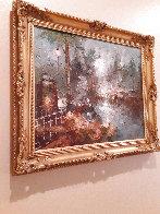 Untitled Painting 30x25 Original Painting by Edward Barton - 2